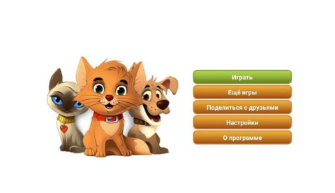Amazing pets — Удивительные питомцы играть онлайн
