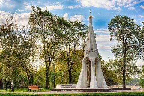 Часовня Казанской Божией Матери