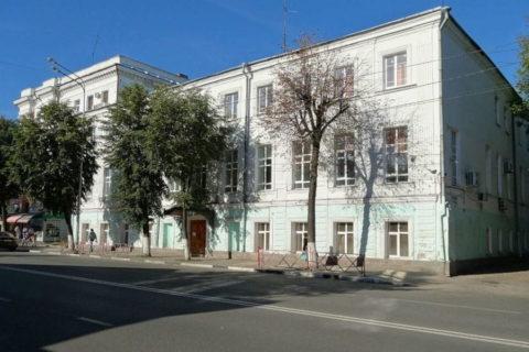 Дом Мусиных-Пушкиных в Ярославле