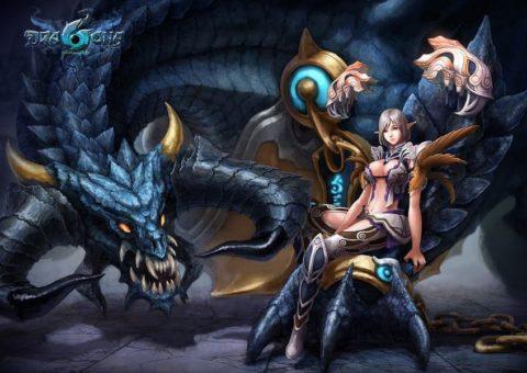 Dragona Online играть