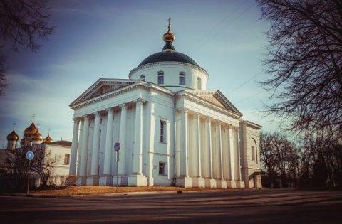 Ильинско-Тихоновская церковь (Ярославль)