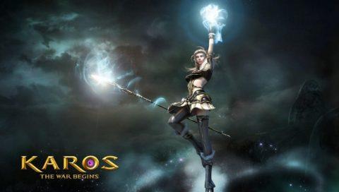 Карос — онлайн-игра