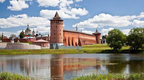 Коломенский кремль и памятники Коломны, Московская область, город Коломна