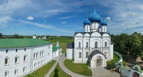 Кремль и памятники Суздаля, Владимирская область