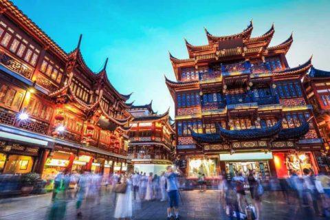 Куда поехать в Китай