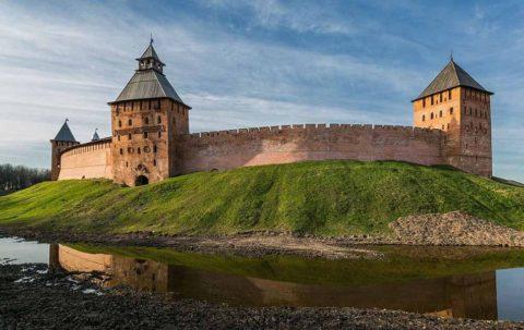 Новгородский кремль «Детинец», Великий Новгород
