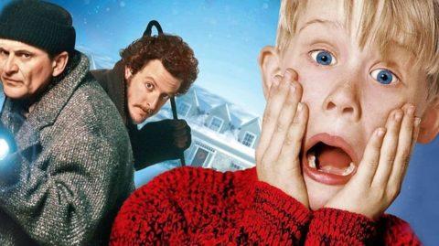 Один дома — Home Alone (1990)