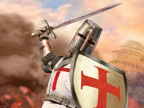 Рыцари ордена тамплиеров