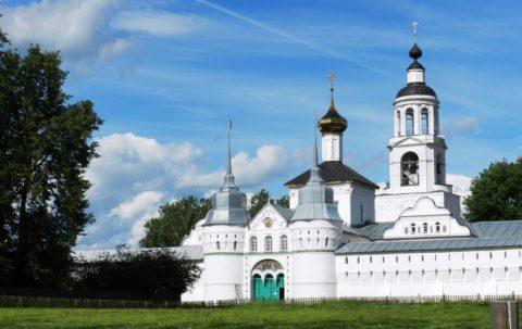 Свято-Введенский женский Толгской монастырь