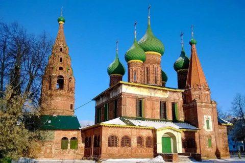 Церковь Николы Мокрого (Ярославль)