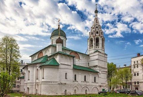 Церковь Николы Надеина