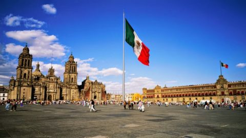 Туры на отдых в Мексику во время каникул
