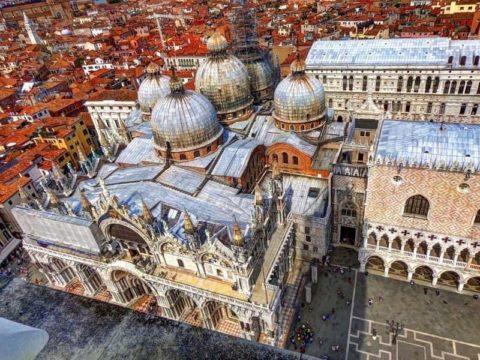 Византийская архитектура собора Святой Софии