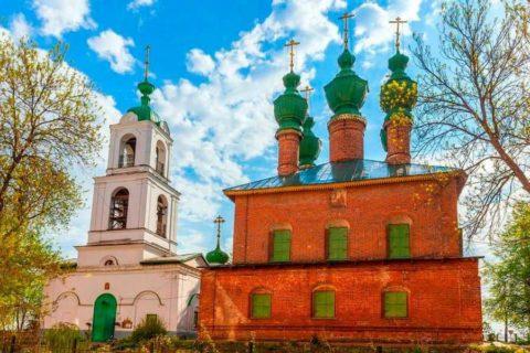 Вознесенско-Благовещенский храм (Ярославль)