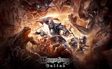 Wizardry Online — русский обзор