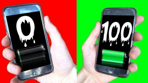 Зарядить смартфон за 30 секунд – реально!