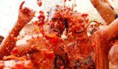 Синьор Помидор: томатный фестиваль в Испании
