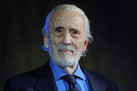 Кристофер Ли (Christopher Lee)